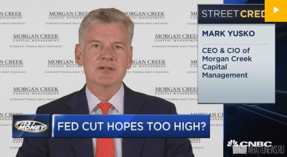 Марк Юско: Новая параболическая фаза ведет BTC к $30 000
