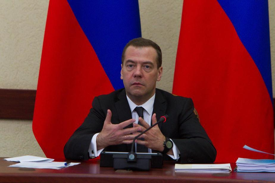 Премьер-министр Медведев распорядился принять законопроект о криптовалютах до ноября
