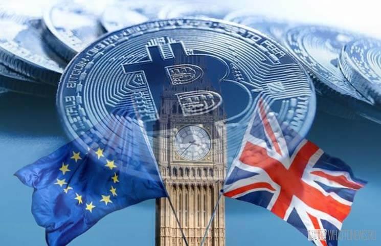 Эксперт: После Брексита BTC вырастет до $1 млн