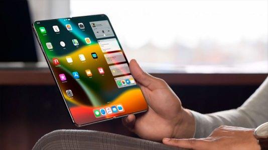 В следующем году Apple может выпустить складной смартфон