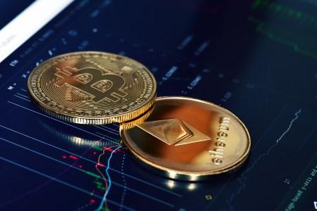 Корреляция между ценами на Bitcoin и Ethereum все еще превышает 90%