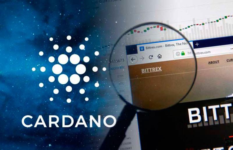 Bittrex возобновила депозиты и выводы в ADA