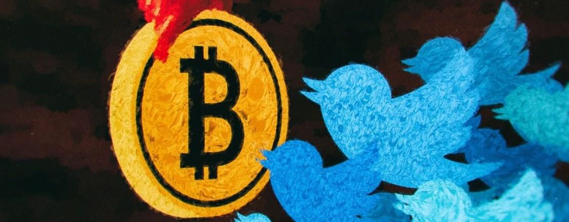 Block Research зафиксировал всплеск интереса пользователей Твиттера к биткоину