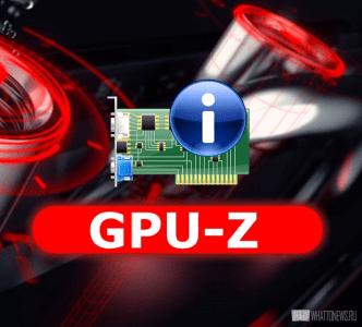 TechPowerUp GPU-Z 2.37.0 c контролем температуры памяти Nvidia GDDR6X
