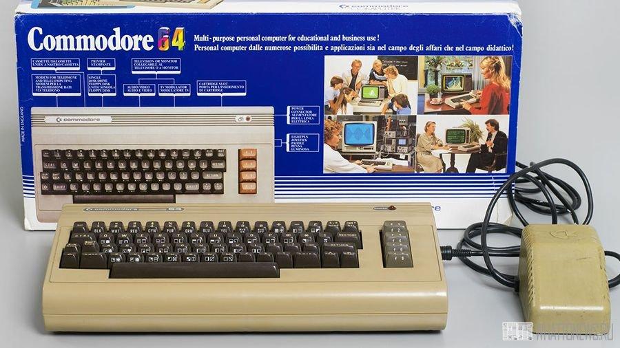Разработчик написал код для майнинга BTC на Commodore 64