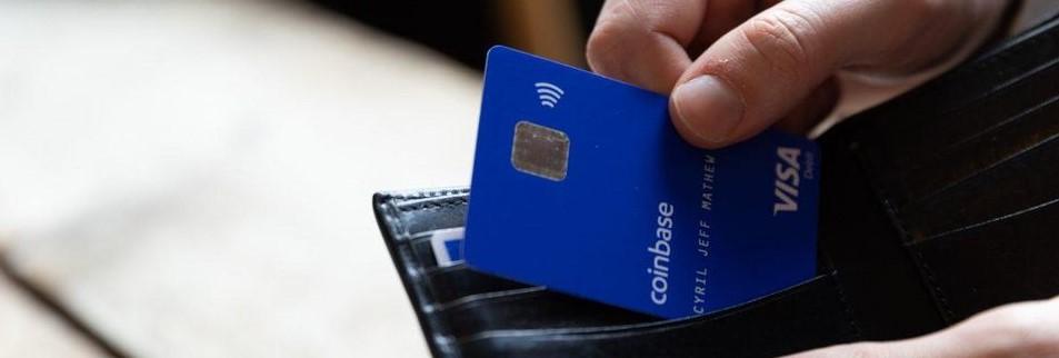 Биржа Coinbase добавила поддержку Apple Pay для своей дебетовой карты