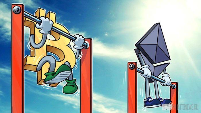 Почему Ethereum может обойти Bitcoin и занять место первой криптовалюты?