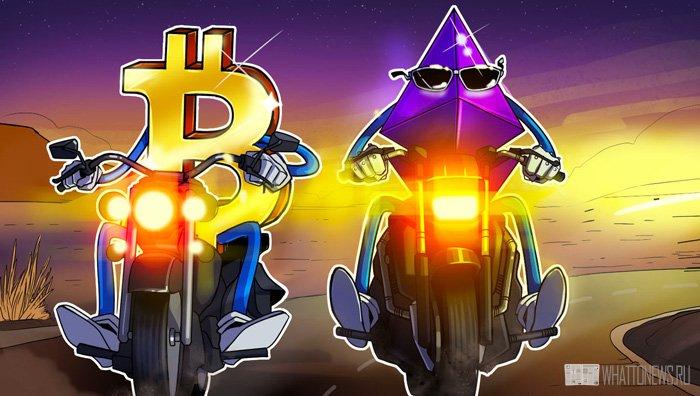 Bitcoin или Ethereum — какая криптовалюта выгоднее в долгосрочной перспективе?