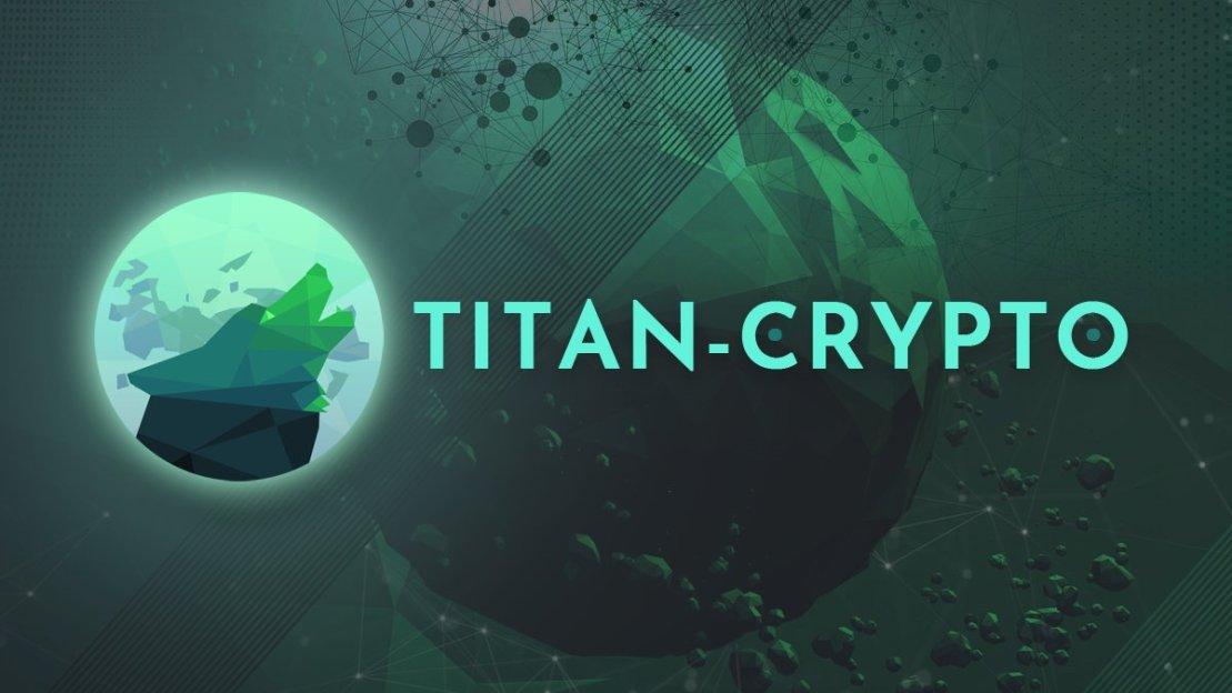 Titan запускает крипто-портфель, ориентированный на инвесторов из США
