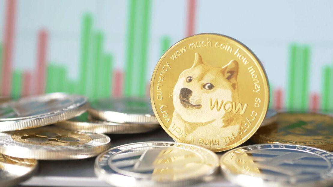 О чем говорит падение активности адресов в сети Dogecoin?