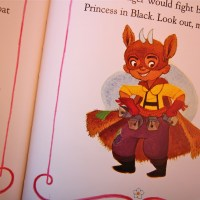 Gift Guide 2014 (No. 3): For the Rebel Princess (Ages 5-8)