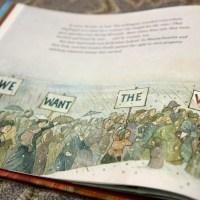 In the Footsteps of the Suffragists