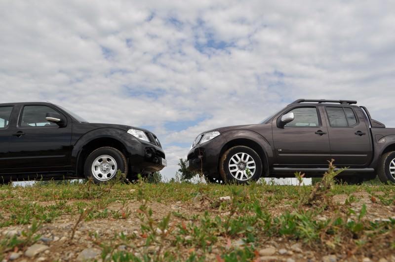 Emisiunea Whattruck cu noul Nissan Navara 2.5 dCI XE 144 CP