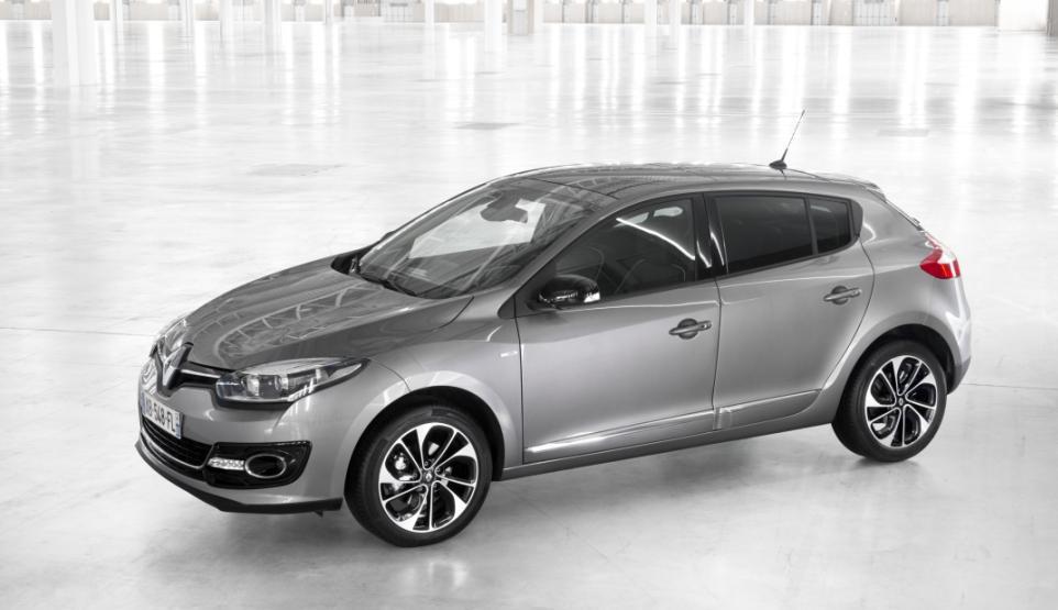Vezi cum arata noul Renault Megane Collection 2014