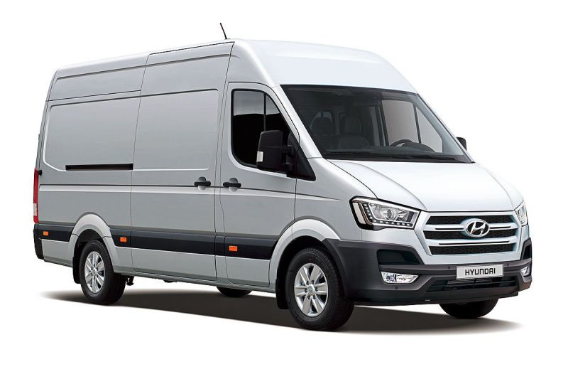 Hyundai H350 are o motorizare Euro 6 2.5 CRDI de 170 CP-Sprinter Killer!