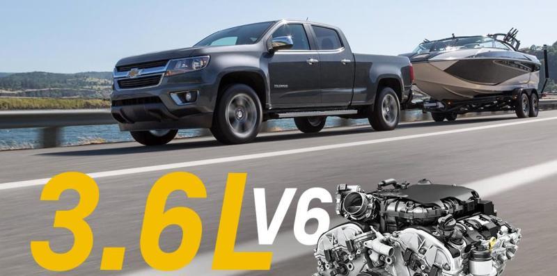 Motor Trend a decis ca pentru anul 2015 Truck of the Year sa fie noul Chevrolet Colorado