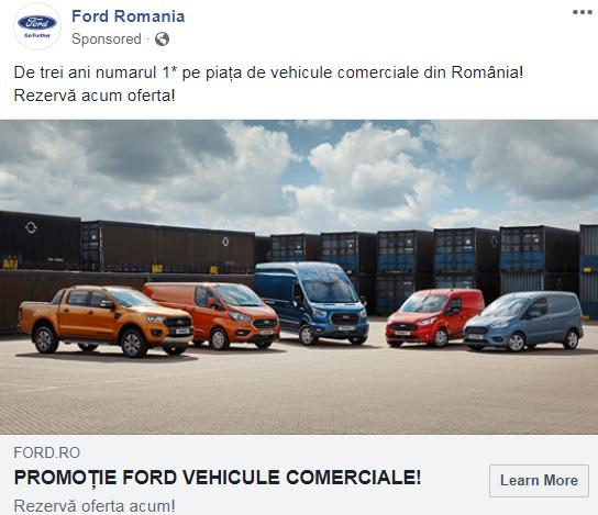 probleme ford romania, probleme vanzari ford romania, promovare ford romania, pret ford comerciale oline, cum trebuie sa negociezi ford in romania, sfaturuile whattruck