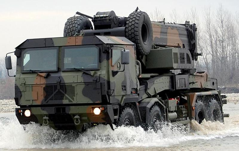 MAPN a cumparat 1.000 de camioane Iveco Defence IDV High Mobility 2020