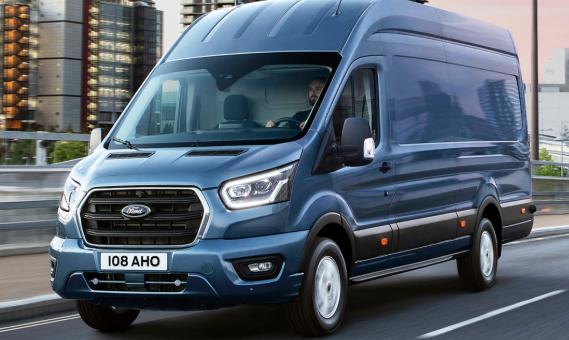 Ford Transit primeste noua cutie automata cu 10 trepte 10R80 care are deja grave probleme de functionare