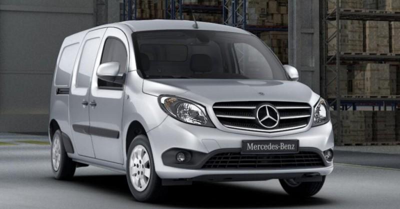De ce Mercedes Citan Furgon 111 CDI 1.5 dCI de 116 CP este un esec comercial! Pretul ajunge la peste 30.568 euro