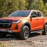Isuzu D-Max 2020, pret Isuzu D-Max 2020, test drive Isuzu D-Max 2020, lista preturi Isuzu D-Max 2020, consum Isuzu D-Max 2020 facelift, interior Isuzu D-Max 2020, cutie viteze automata Isuzu D-Max 2020 aisin