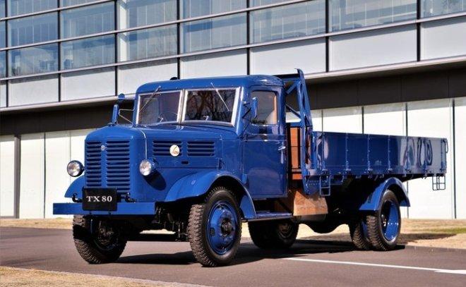 Isuzu TX-80, istorie Isuzu TX-80, motor benzina Isuzu TX-80, date tehnice Isuzu TX-80, istorie isuzu motors
