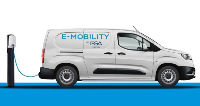 Noile Peugeot Rifter si Citroen Berlingo vor avea si o versiune electrica in 2021