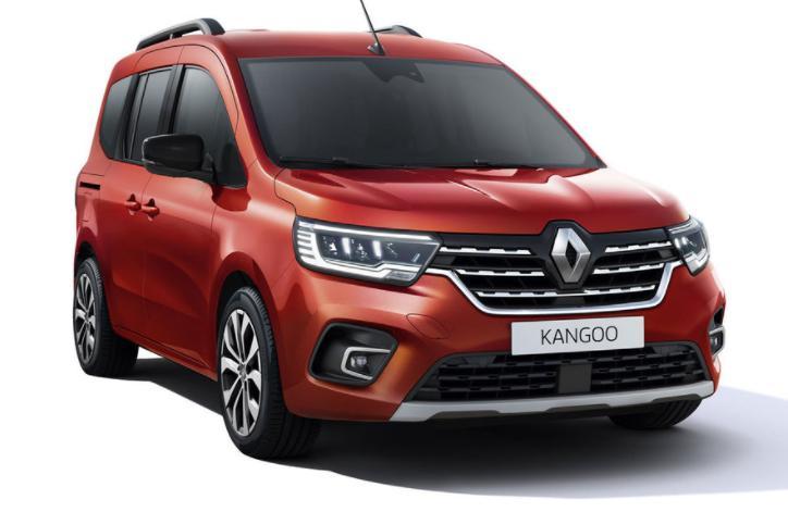Noul Renault Kangoo 2021 are vechea platforma B0 utilizata de Dacia Dokker