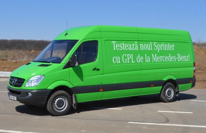 Transportatorii trec masiv pe GPL! Cea mai economica utiliara de 3.5 tone ruleaza pe GPL