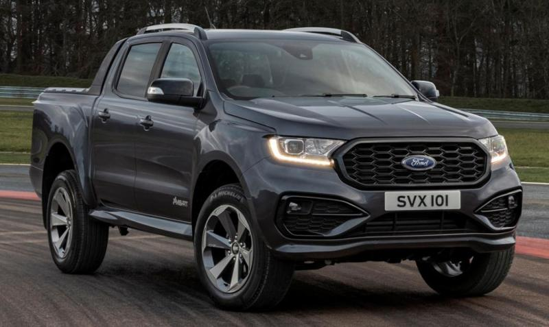 Detalii cu editia speciala Ford Ranger MS-RT 2021
