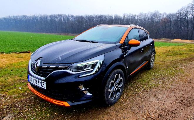 Renault Captur Intens 1.0 TCe 100 CP GPL MT5 2021, test drive ,drive test, autolatest, teste auto, consum, pret oferta, review , date tehnice , video Renault Captur Intens 1.0 TCe 100 CP GPL MT5 2021