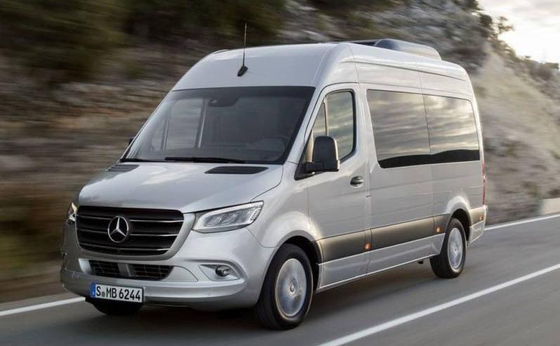 Peste 48.000 de masini Mercedes Sprinter a probleme cu sistemul ESP