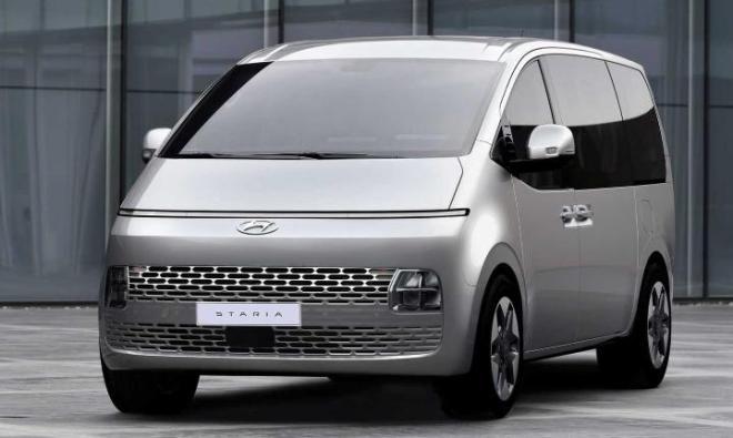 Hyundai Staria 2021, test Hyundai Staria, pret Hyundai Staria, motoare Hyundai Staria hybrid, Hyundai Staria ev 2022, interior Hyundai Staria