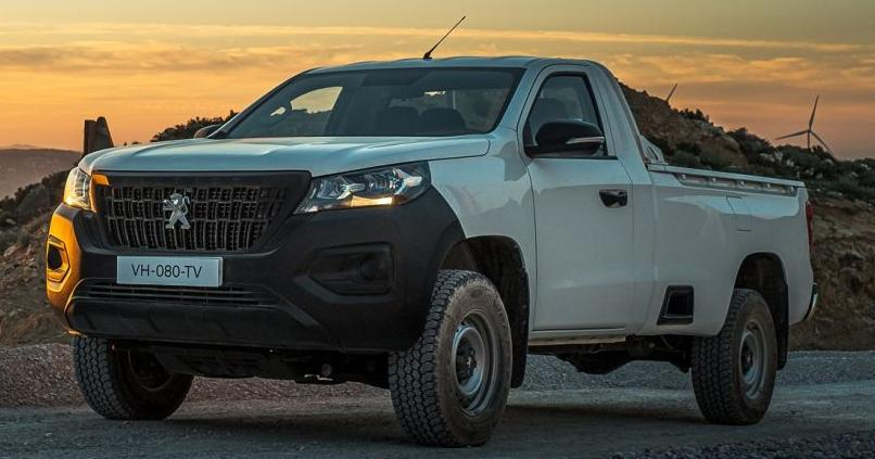 Noul Peugeot Landtrek urmeaza sa fie vandut in Africa