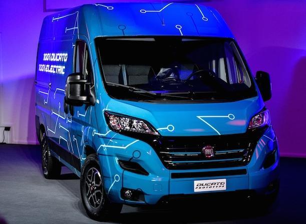 Noul Fiat E-Ducato electric are un pret de pornire de 59.000 euro