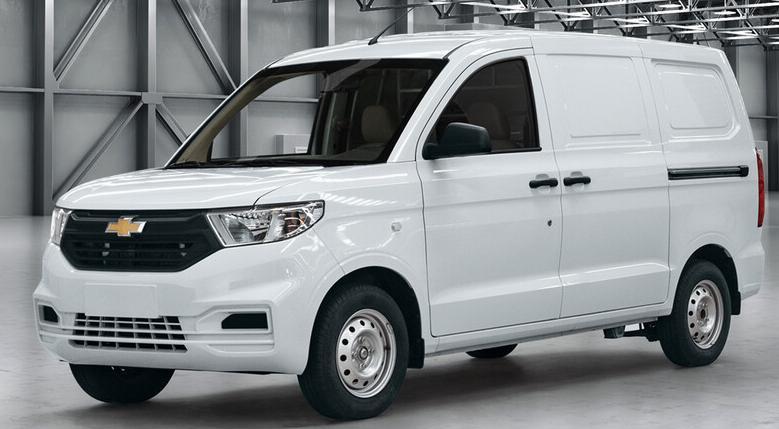 GM a lansat utilitara Chevrolet Tornado Van 2021