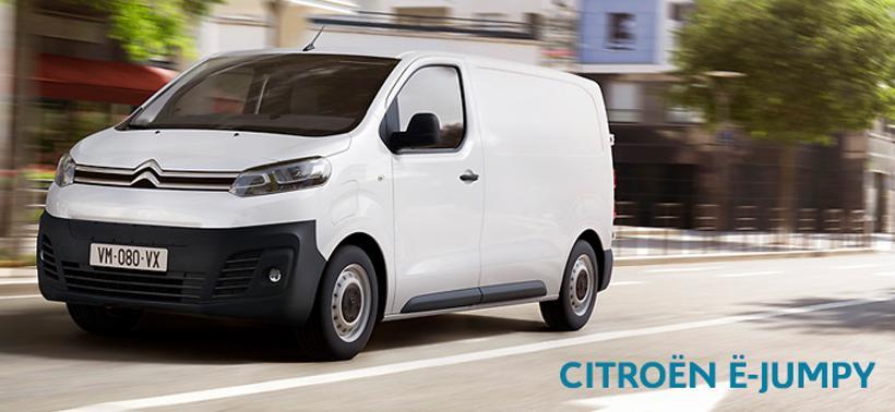 Noul Citroën ë-Jumpy primeste titlul de utilitra compacta a anului