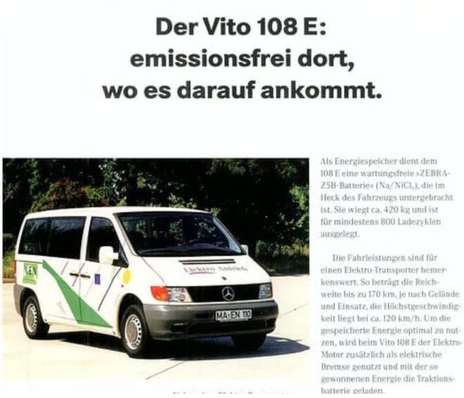 Mercedes-Benz Vito 108 E W638, detalii, acumulaotor , whattruck, pret, Mercedes-Benz Vito 108 E W638 test drive, range Mercedes-Benz Vito 108 E W638