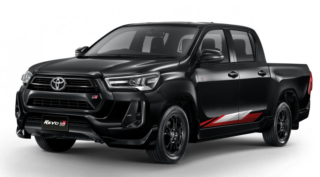 Noua Toyota Hilux Revo GR Sport First Z Edition nu vine in Romania