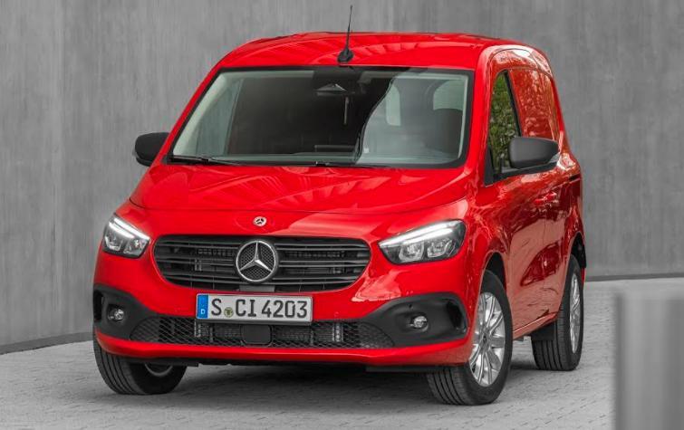 Detalii in premiera cu noua generatie de Mercedes-Benz Citan 2021