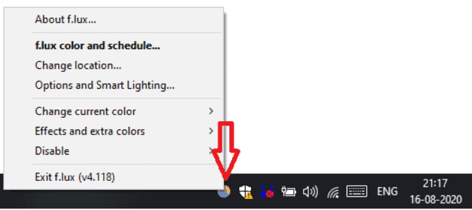 6 Free Ways to Reduce Blue Light Effects of Computer/Mac/iOS to get good sleep 2