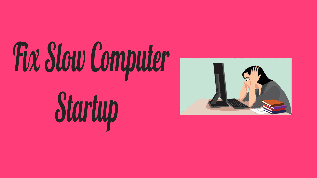 How to fix Slow computer startup with autoruns? 1