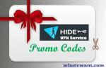 hide me promo codes