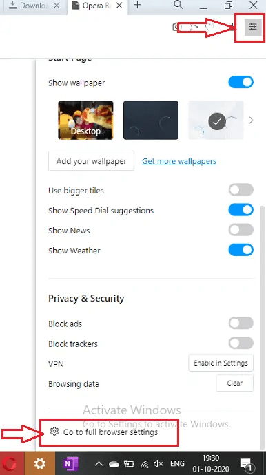 How to Backup, Import, Export opera bookmarks 5