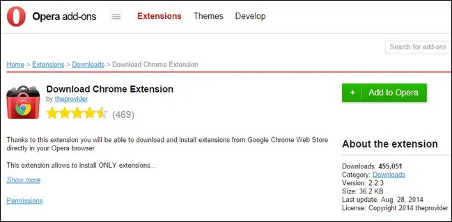 Want to use chrome extensions on opera? Here is the complete guide on how to install chrome extensions in opera.