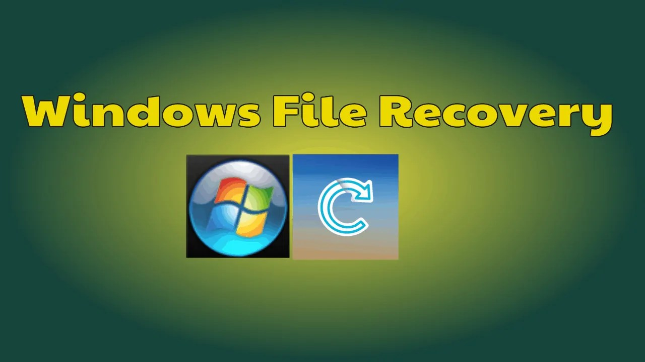 5 Best Windows file recovery Softwares (Free & Professional) 1