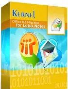 Kernel Office 365 Migrator for Lotus Notes discount
