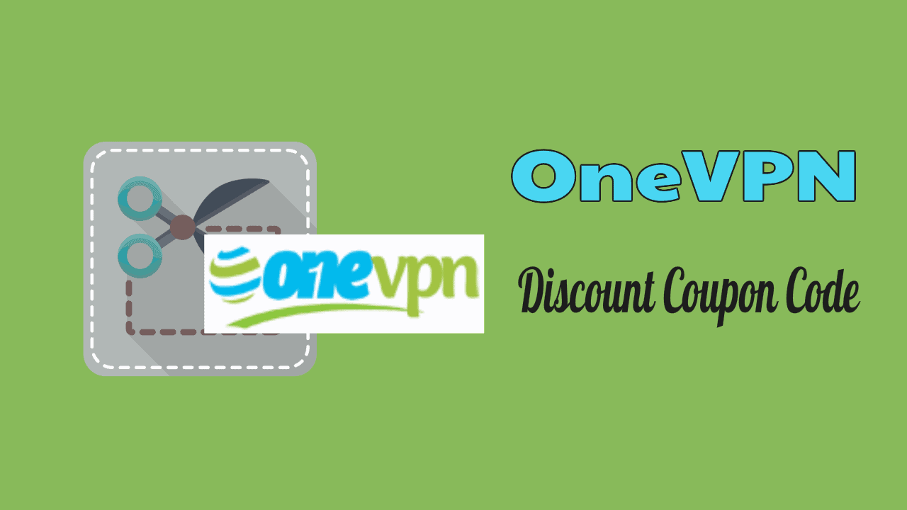 OneVPN Discount Coupon code
