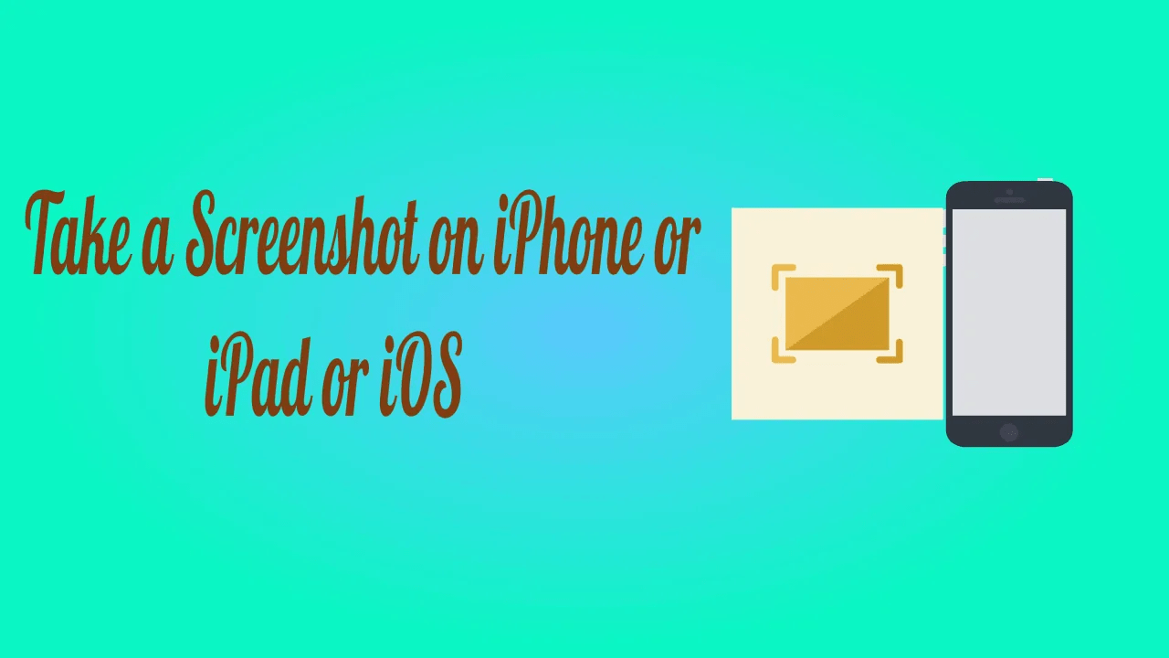 How to take a screenshot on iPhone or iPad or iOS? 5