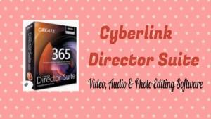 Cyberlink Director Suite